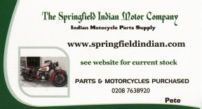 Springfield Indian